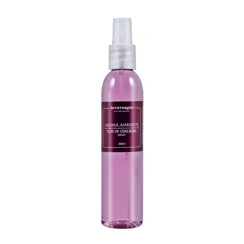 Spray de Ambiente Flor de Cerejeira Aromagia - 200ml