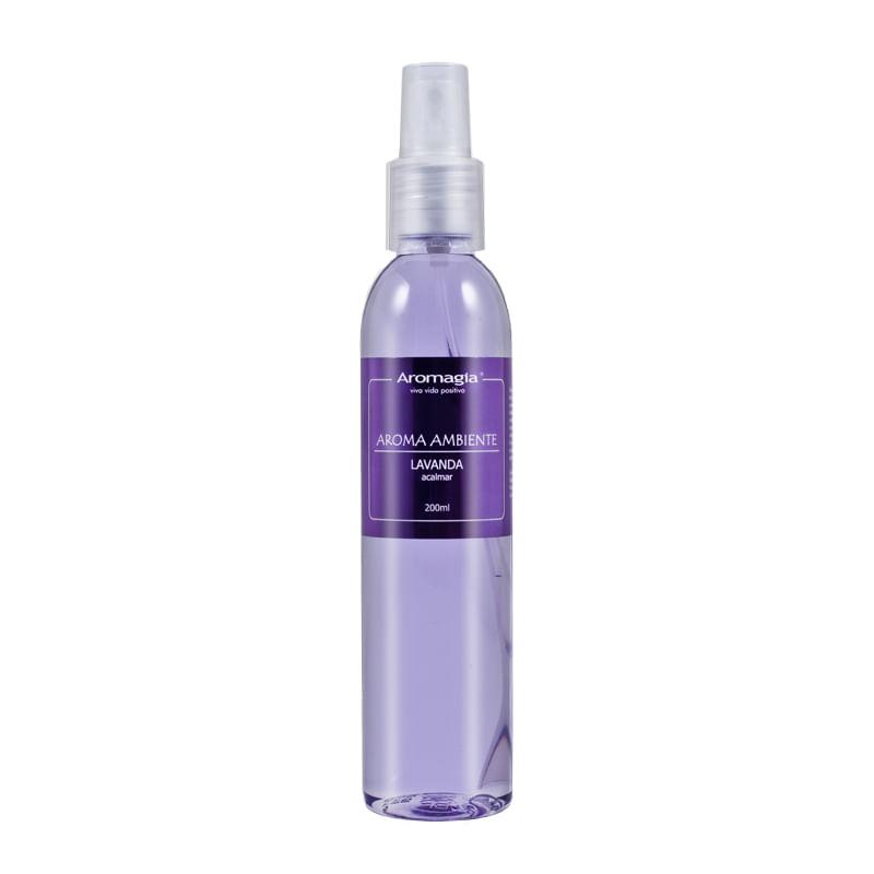 Spray de Ambiente Lavanda Aromagia - 200ml