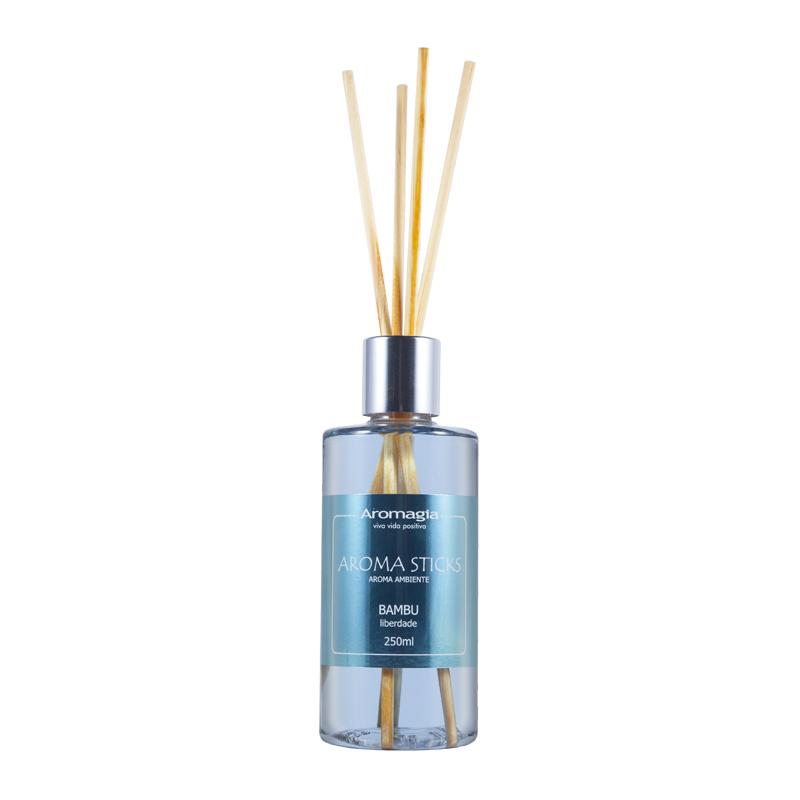 Difusor Sticks Bambu Aromagia 250ml