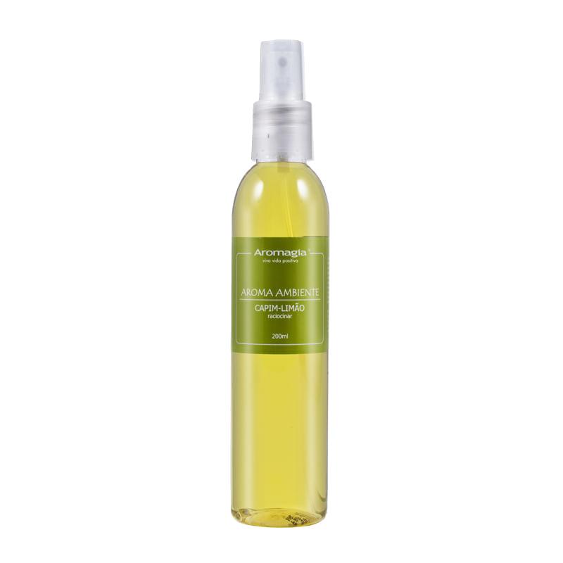Spray de Ambiente Capim Limão Aromagia - 200ml