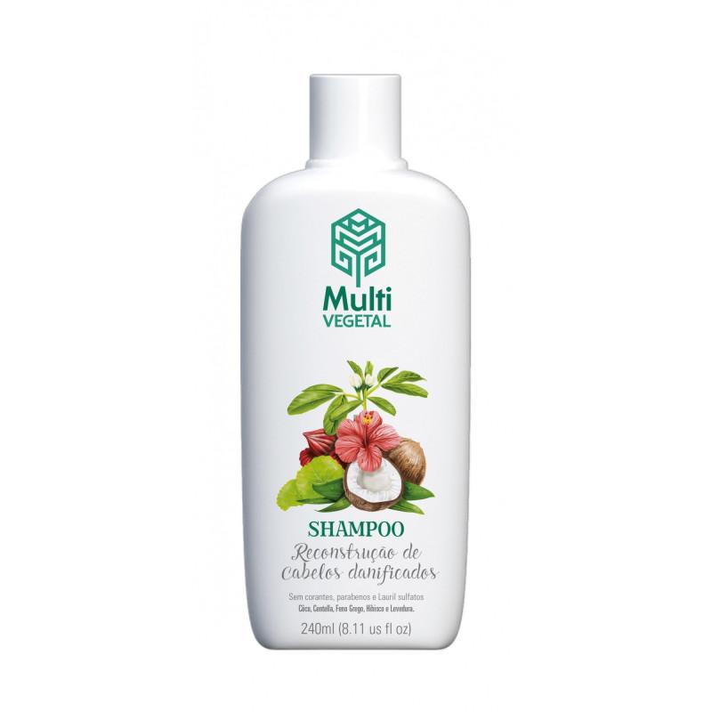 Shampoo Reconstrução - 240ml