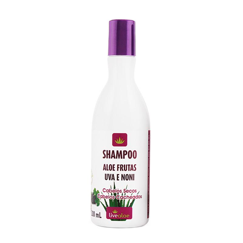 Shampoo Aloe Frutas - 300ml