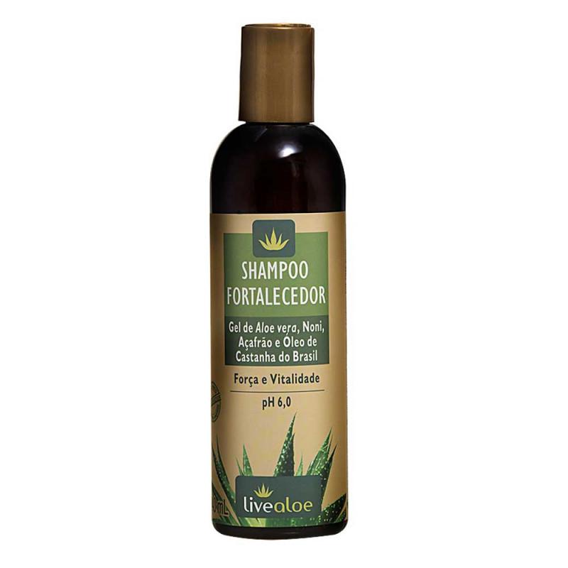 Shampoo Fortalecedor - 240ml