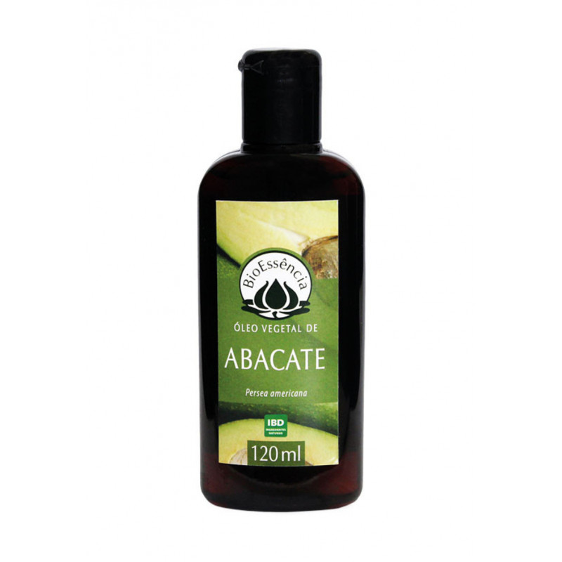 Óleo Vegetal Bio Essência Abacate 120ml