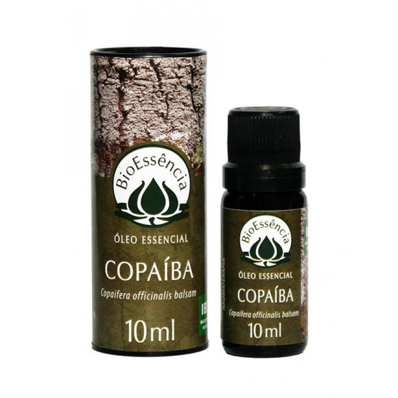 Óleo Essencial Bio Essência Copaíba 10ml