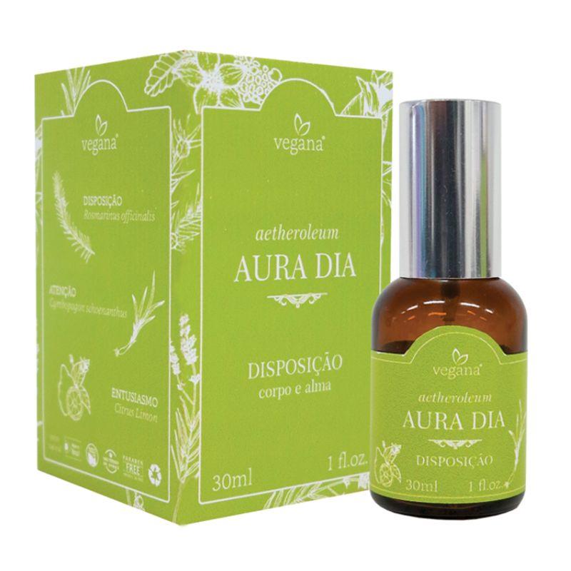 Spray Ambiente Aura Dia Vegana 30ml