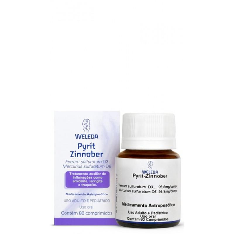 Pyrit-Zinnober - Comprimidos