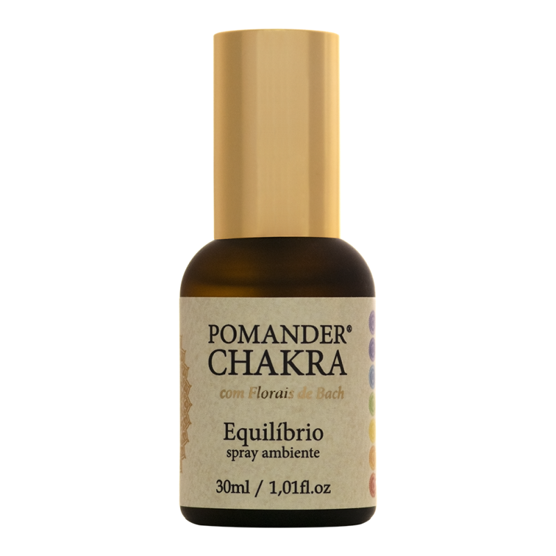 Pomander Chakra Equilíbrio - 30ml