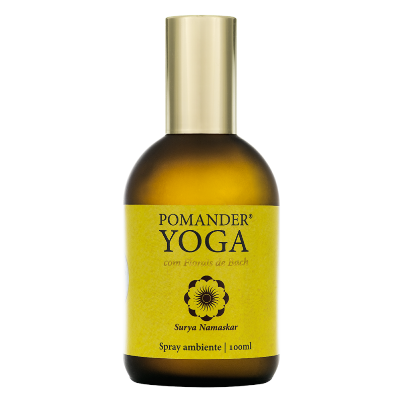 Pomander Yoga Surya Namaskar - 100ml