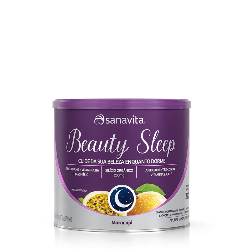Beauty Sleep - Maracujá