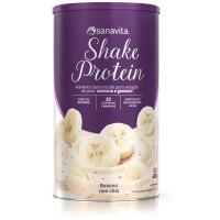 Shake Protein - Banana com Chia
