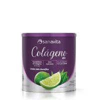 Colágeno Skin - Limão com Clorofila